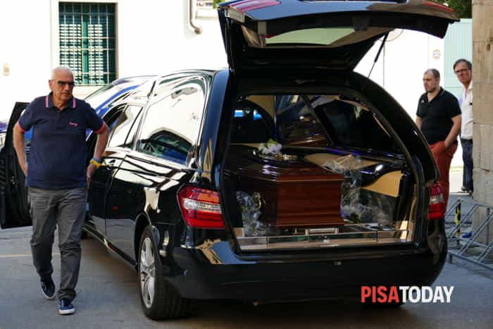 Funerali alberto fanfani marta danisi 1