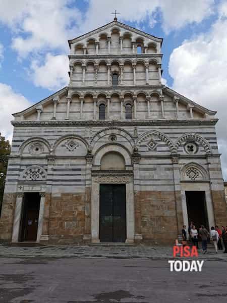 San Paolo a Ripa d'Arno restaurata e aperta al pubblico - Foto Andrea Martino