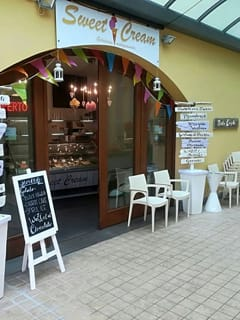 Gelateria Sweet Cream - San Giuliano Terme