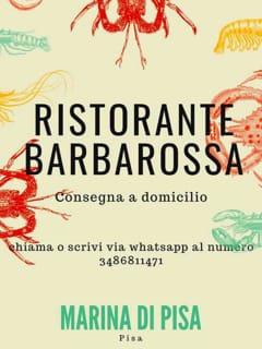 Ristorante Barbarossa - Marina di Pisa