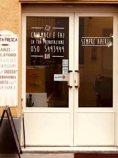 Ova e Farina - Pisa
