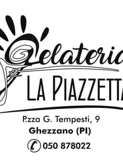 Gelateria La Piazzetta Pisa - San Giuliano Terme