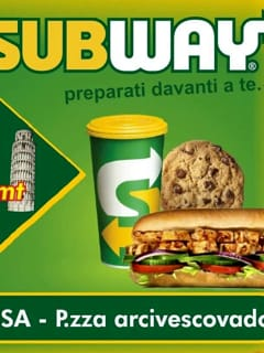 Subway - Pisa
