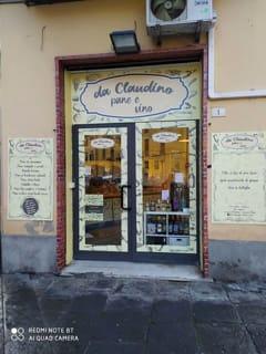 Claudino Pane e Vino - Pisa